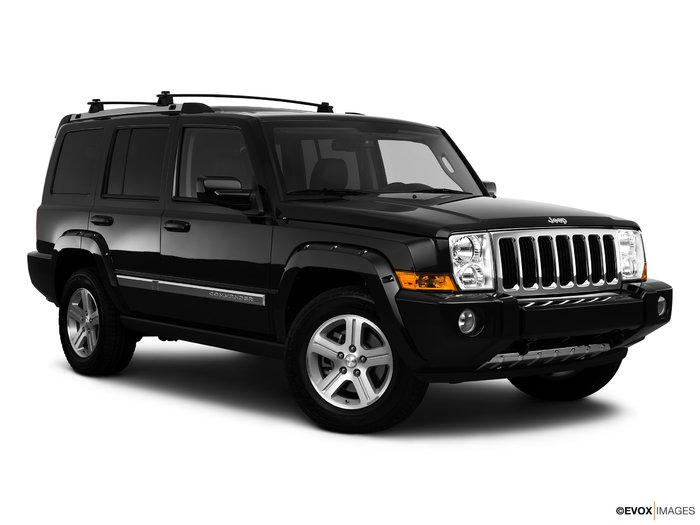 2010 Jeep Commander #17