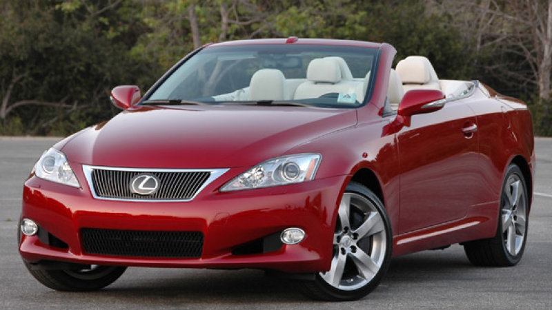 2010 Lexus Is 250 C #20