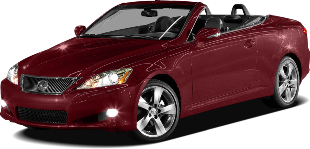 2010 Lexus Is 250 C #21