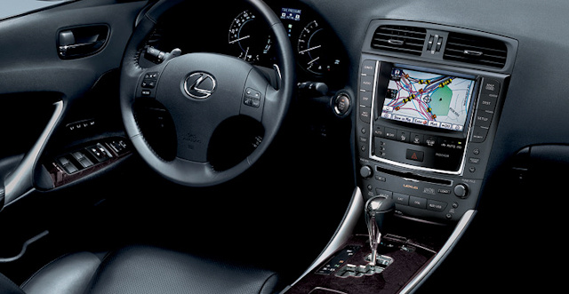 2010 Lexus Is 350 #20