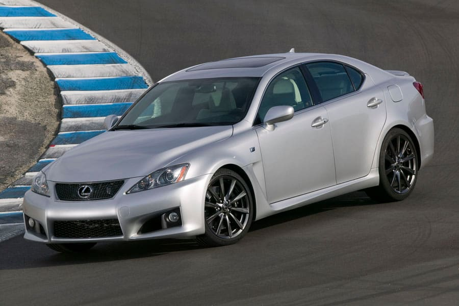 2010 Lexus Is F #22