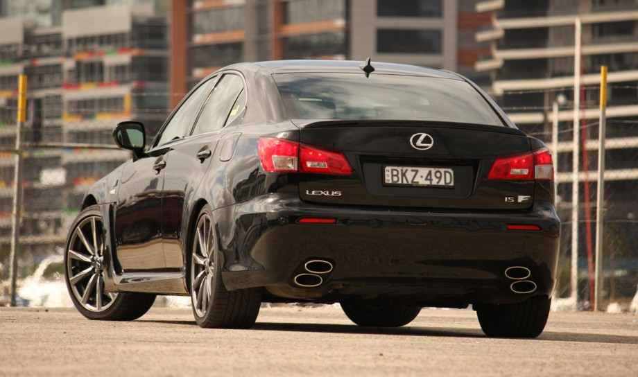 2010 Lexus Is F #20