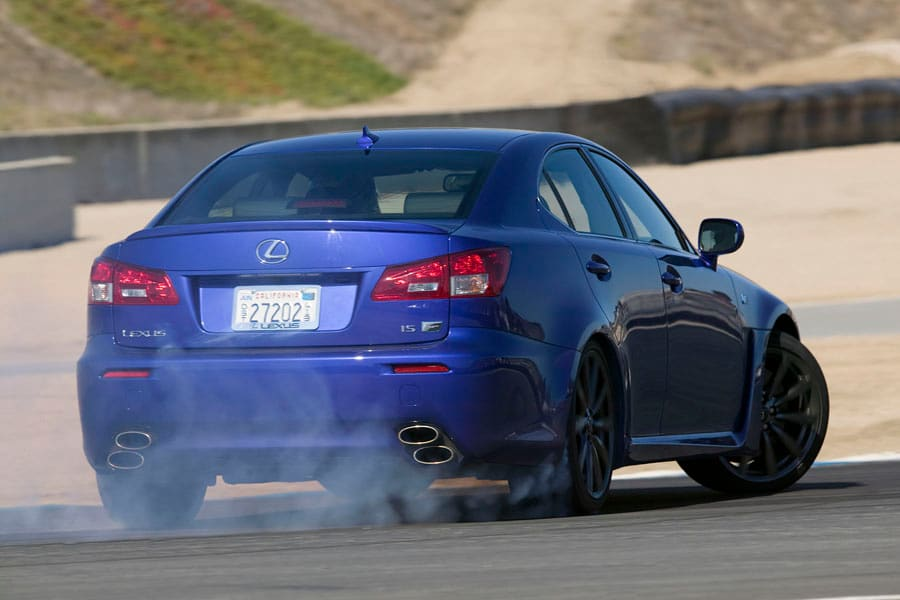 2010 Lexus Is F #24