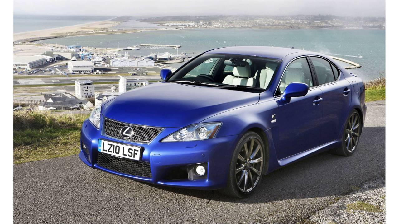 2010 Lexus Is F #19