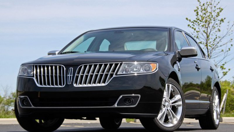 2010 Lincoln Mkz #15