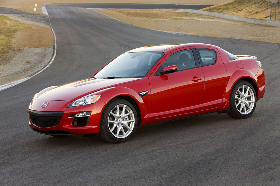 2010 Mazda Rx-8 Photos, Informations, Articles - BestCarMag.com