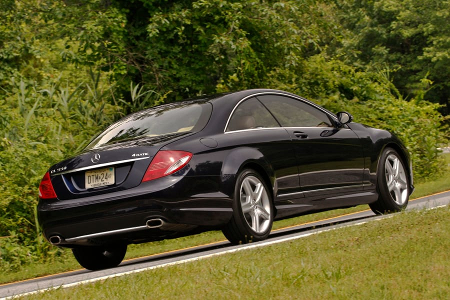 2010 Mercedes-Benz CL #20