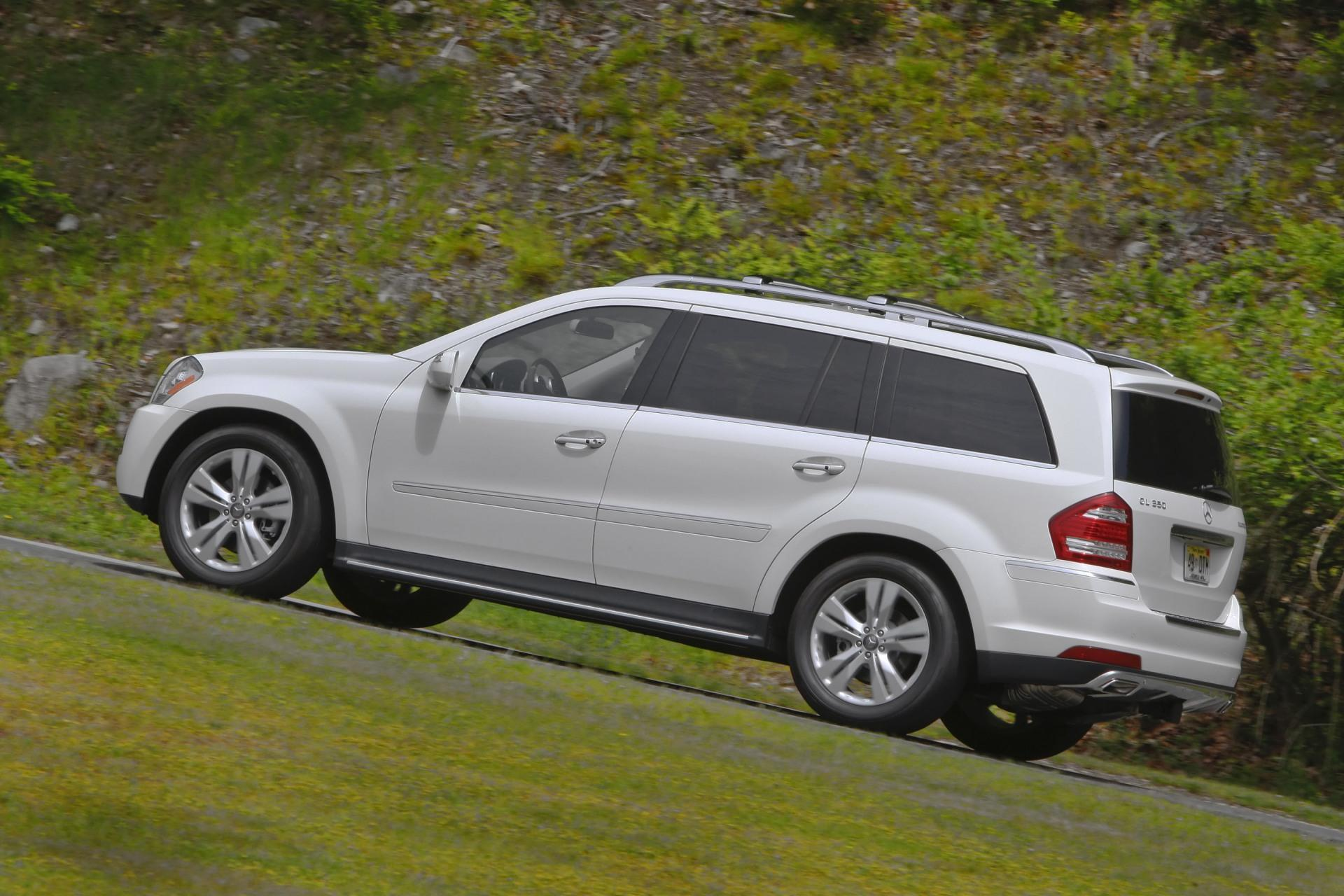 2010 mercedes benz gl class photos informations articles