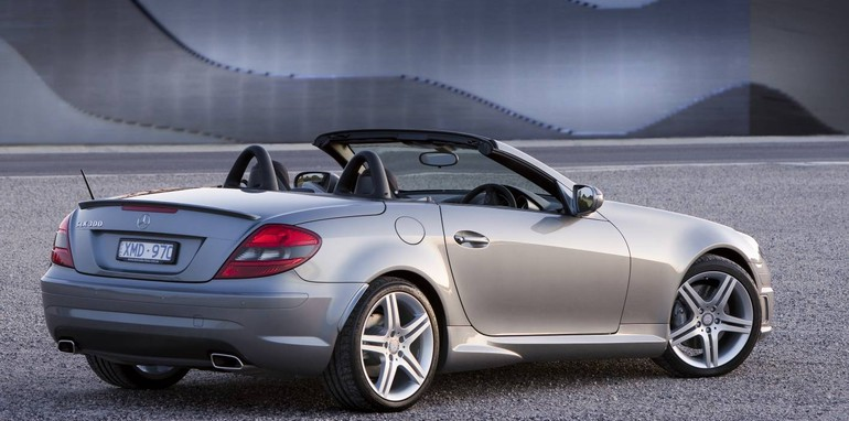 2010 mercedes benz slk photos informations articles for 2010 mercedes benz slk