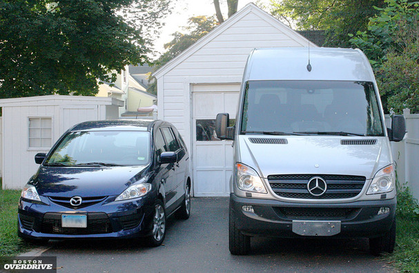 2010 Mercedes-Benz Sprinter #26