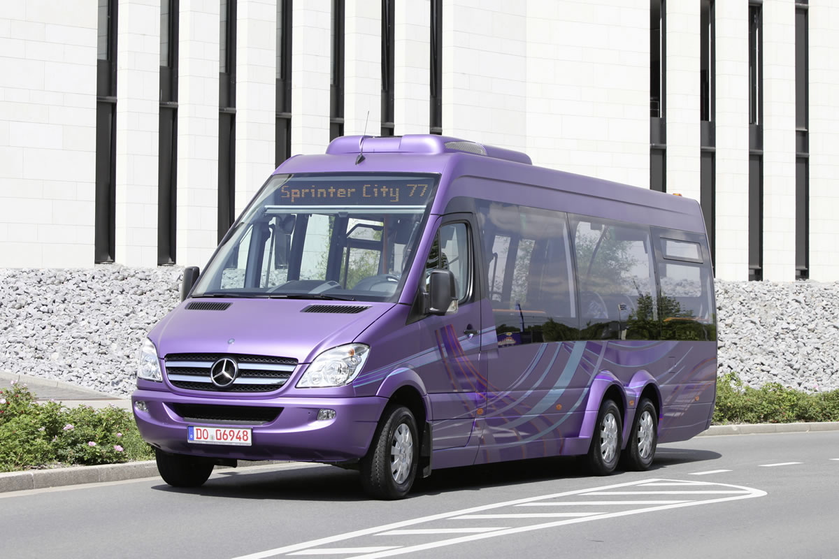 2010 Mercedes-Benz Sprinter #25