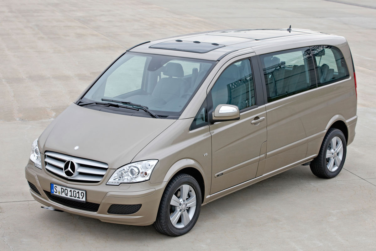 2010 mercedes benz viano photos informations articles. Black Bedroom Furniture Sets. Home Design Ideas