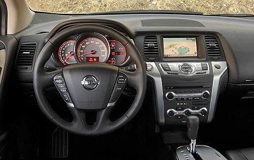 and murano awd nissan angular front cars reviews trend le suv rating motor