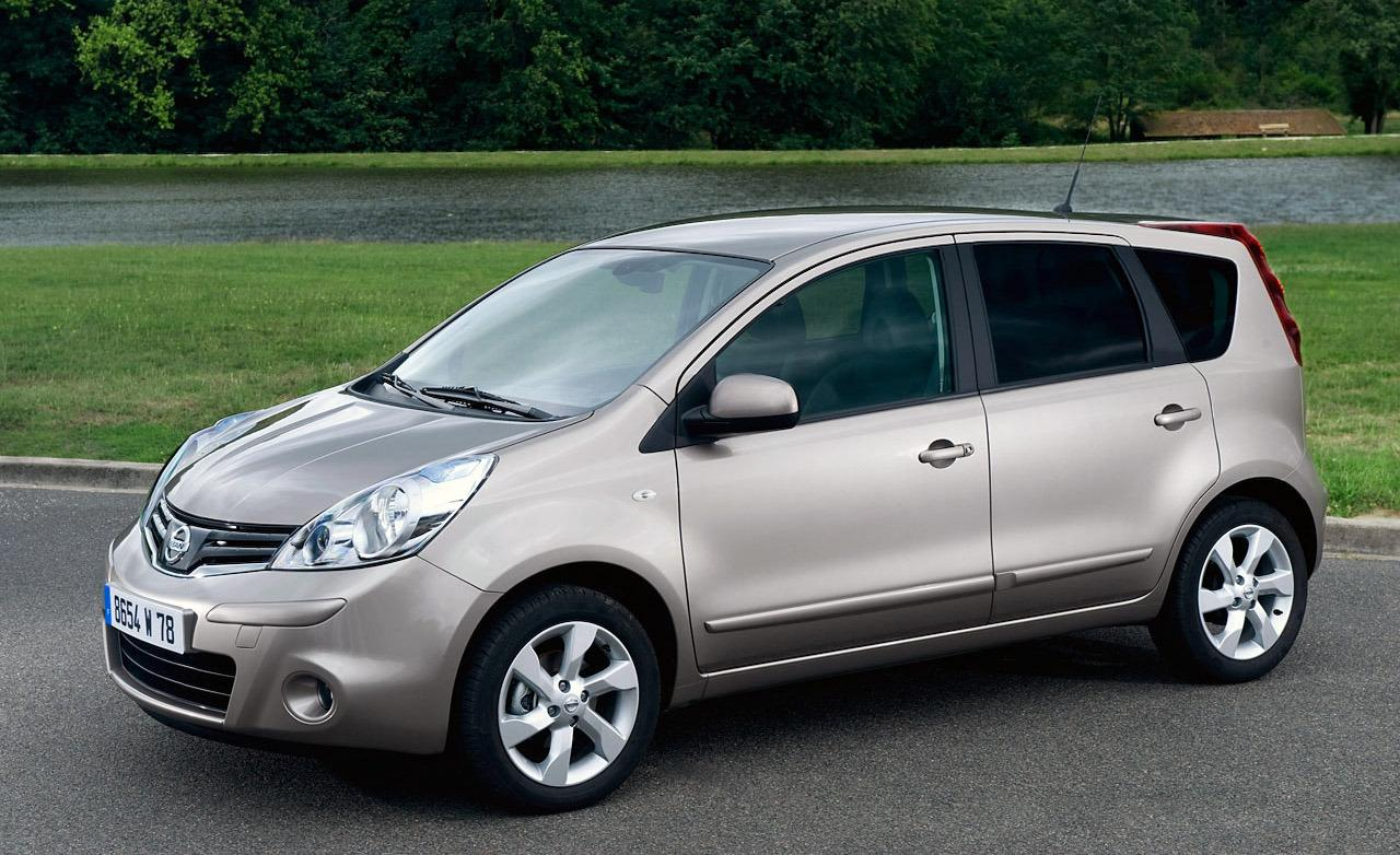 2010 Nissan Note #19