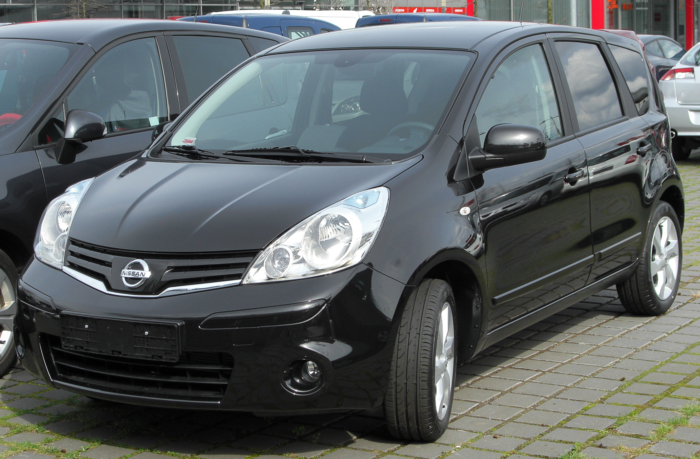 2010 Nissan Note #20
