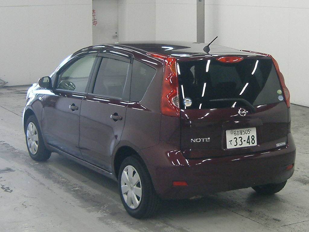 2010 Nissan Note #23