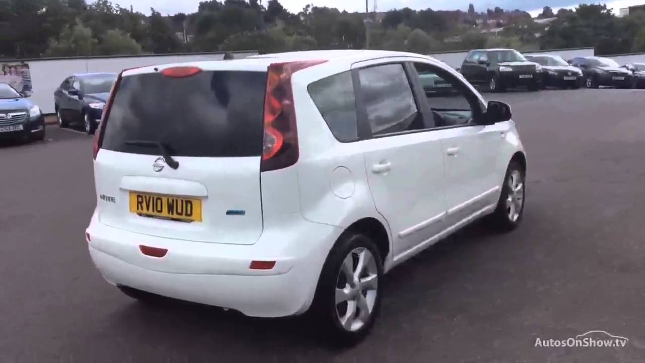 2010 Nissan Note #21