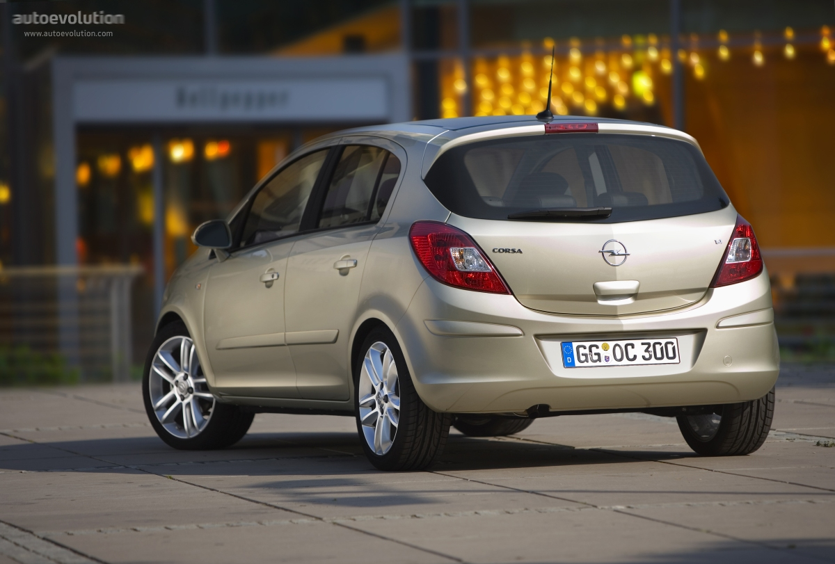 2010 opel corsa photos informations articles. Black Bedroom Furniture Sets. Home Design Ideas