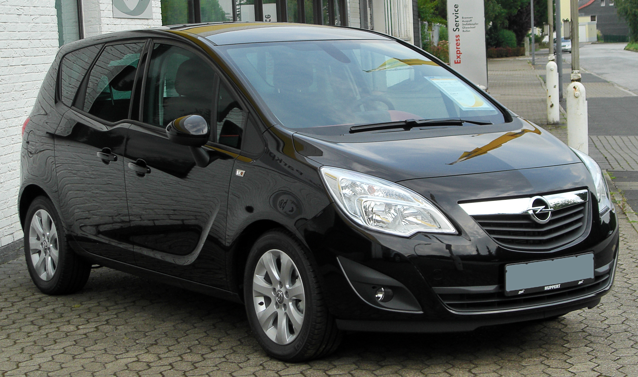 2010 opel meriva photos informations articles. Black Bedroom Furniture Sets. Home Design Ideas