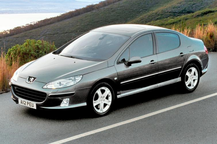 2010 peugeot 407 photos informations articles. Black Bedroom Furniture Sets. Home Design Ideas