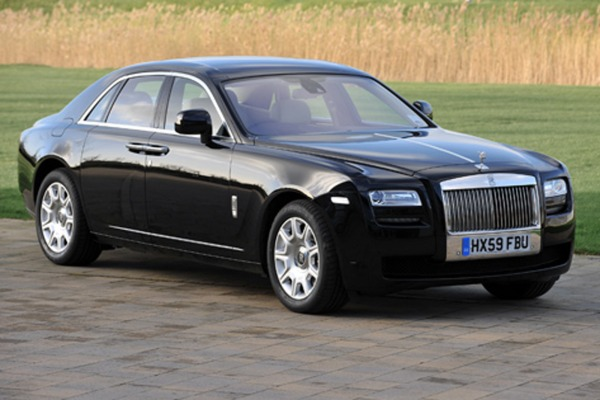 2010 Rolls Royce Ghost #19