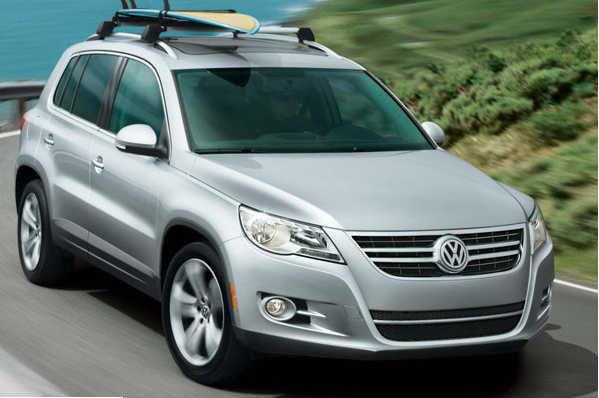 2010 volkswagen tiguan photos, informations, articles - bestcarmag