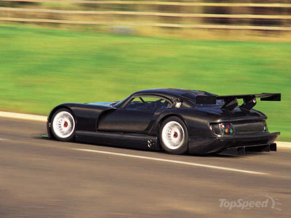 2000 TVR Speed 12 #10
