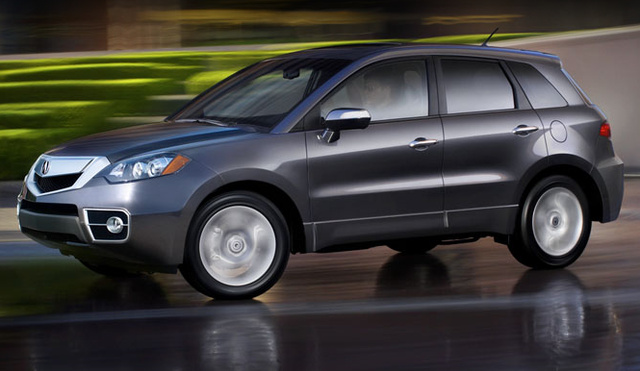 2011 acura rdx photos, informations, articles - bestcarmag
