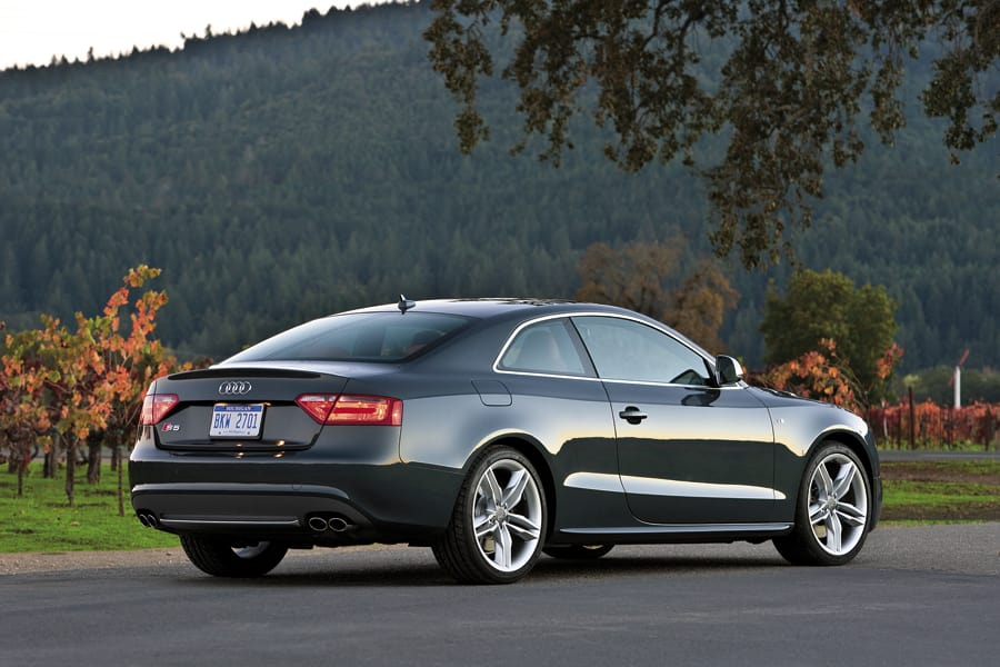 2011 Audi S5 Photos, Informations, Articles - BestCarMag.com
