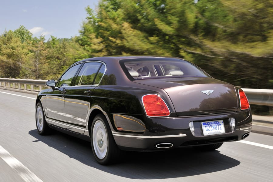 2011 Bentley Continental Flying Spur #20
