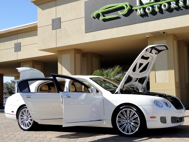 2011 Bentley Continental Flying Spur Speed #17