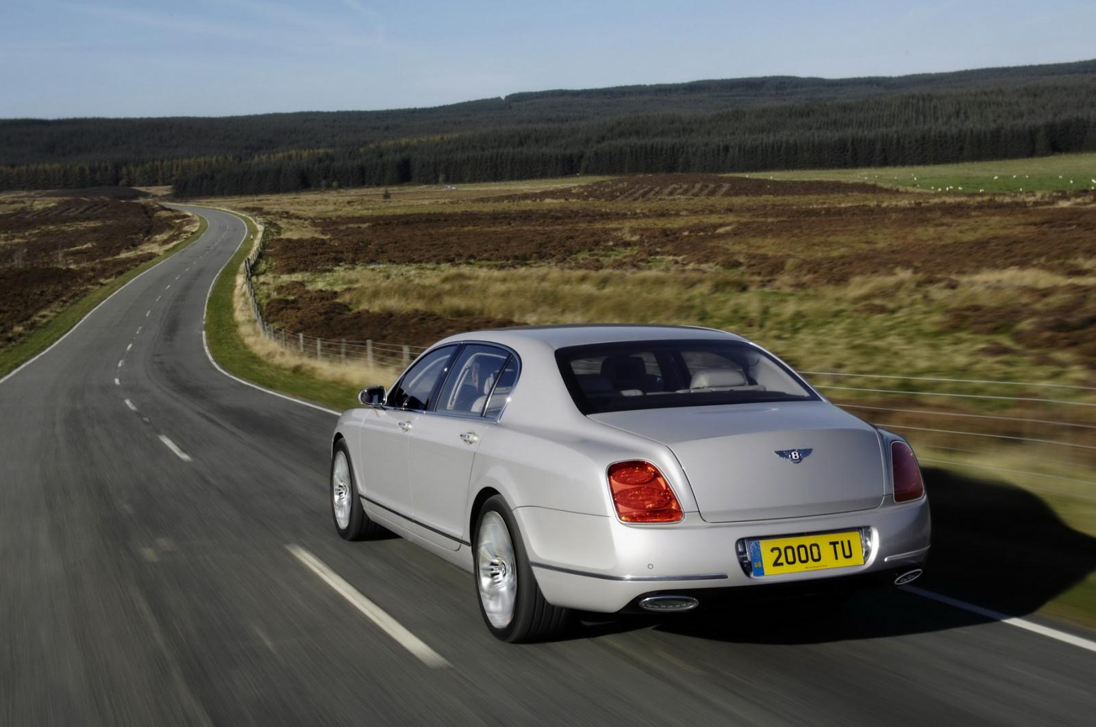 2011 Bentley Continental Flying Spur Speed #19