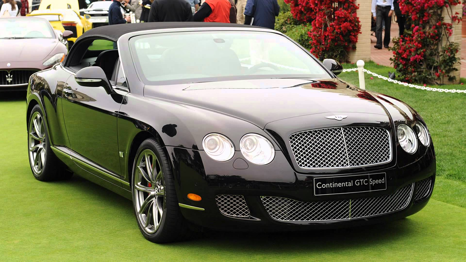 2011 Bentley Continental Gtc Speed #16