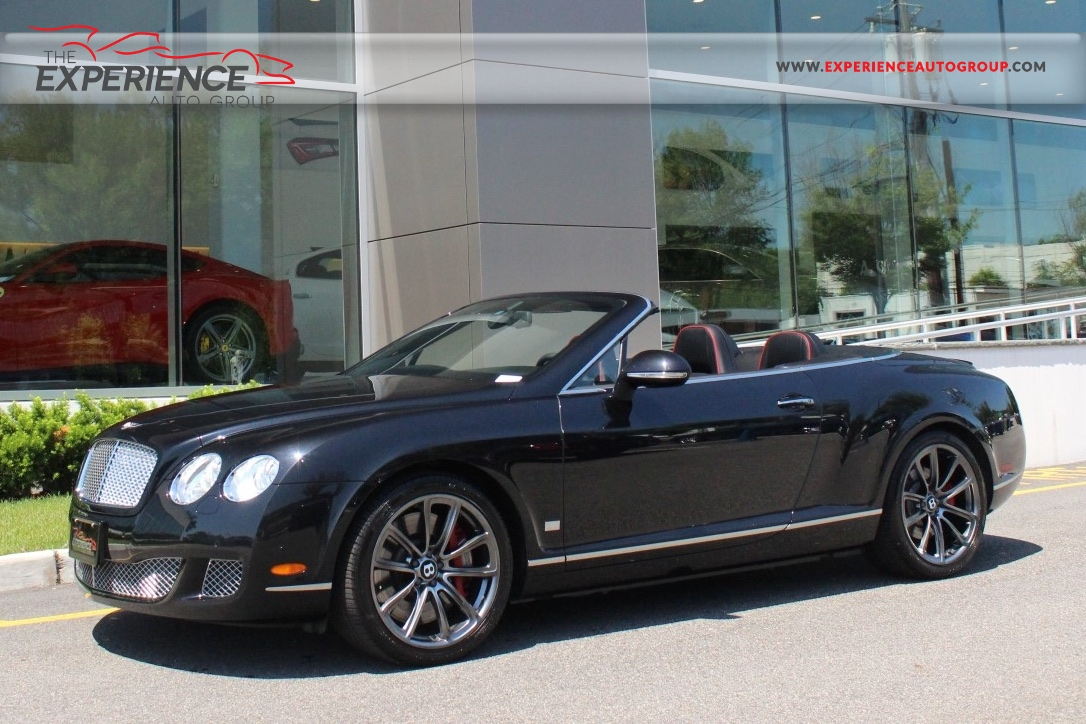 2011 Bentley Continental Gtc Speed #17