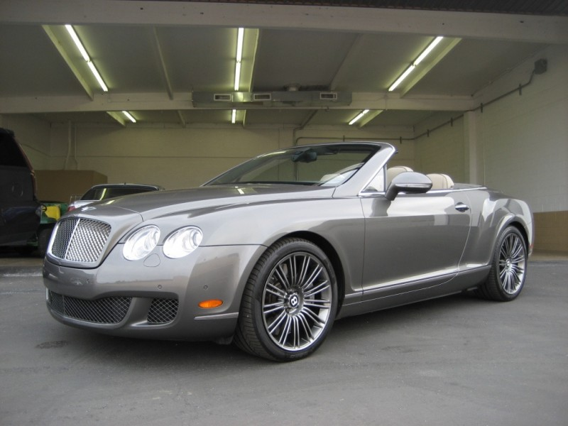 2011 Bentley Continental Gtc Speed #19