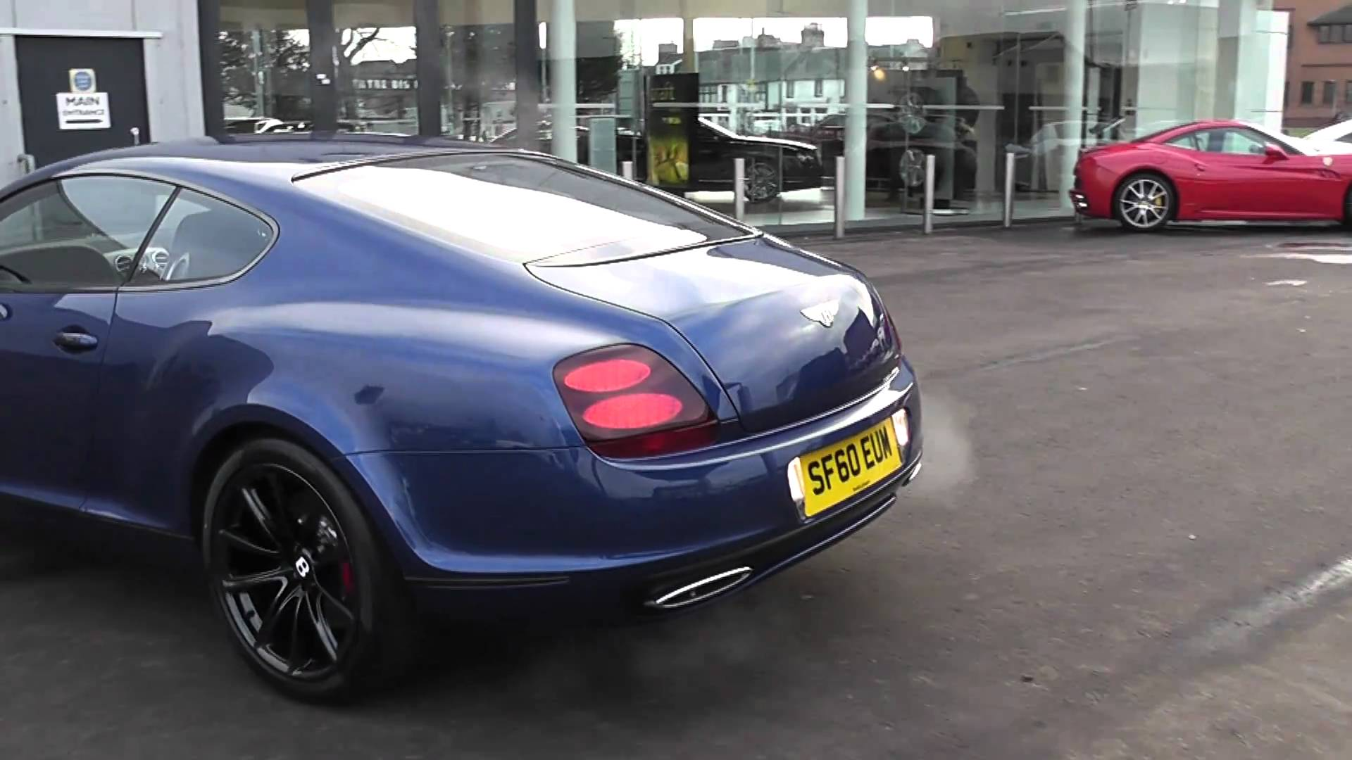 2011 Bentley Continental Supersports #22