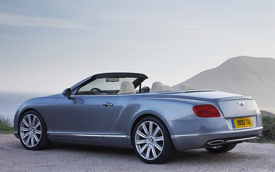 2011 Bentley Continental Supersports Convertible #24