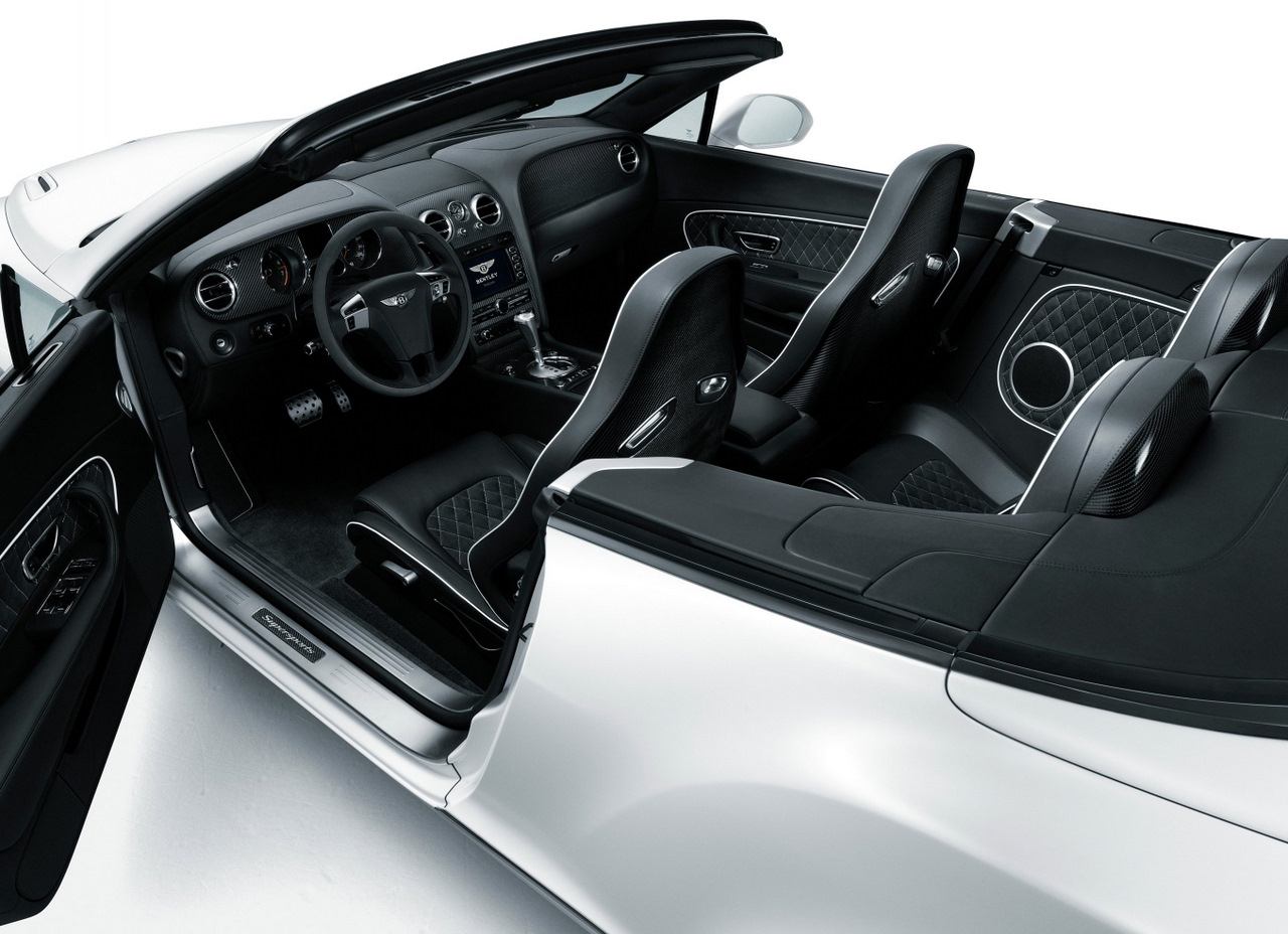 2011 Bentley Continental Supersports Convertible #25