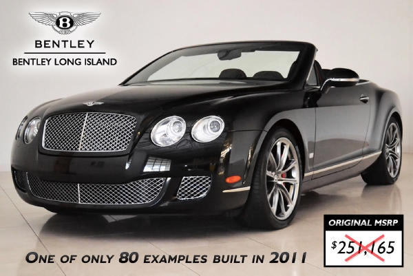 2011 Bentley Continental Supersports Convertible #23