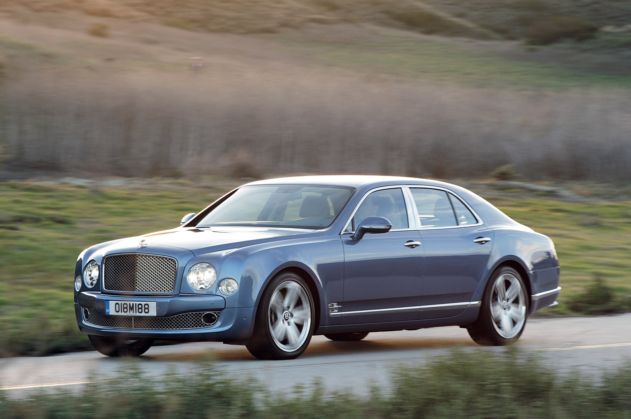 2011 Bentley Mulsanne #25