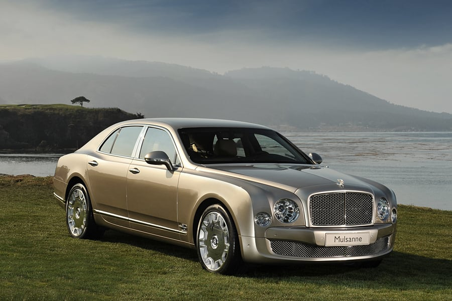 2011 Bentley Mulsanne #23
