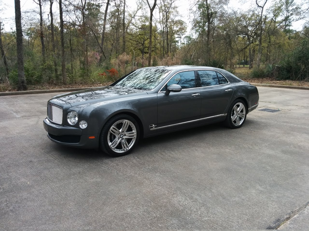 2011 Bentley Mulsanne #22