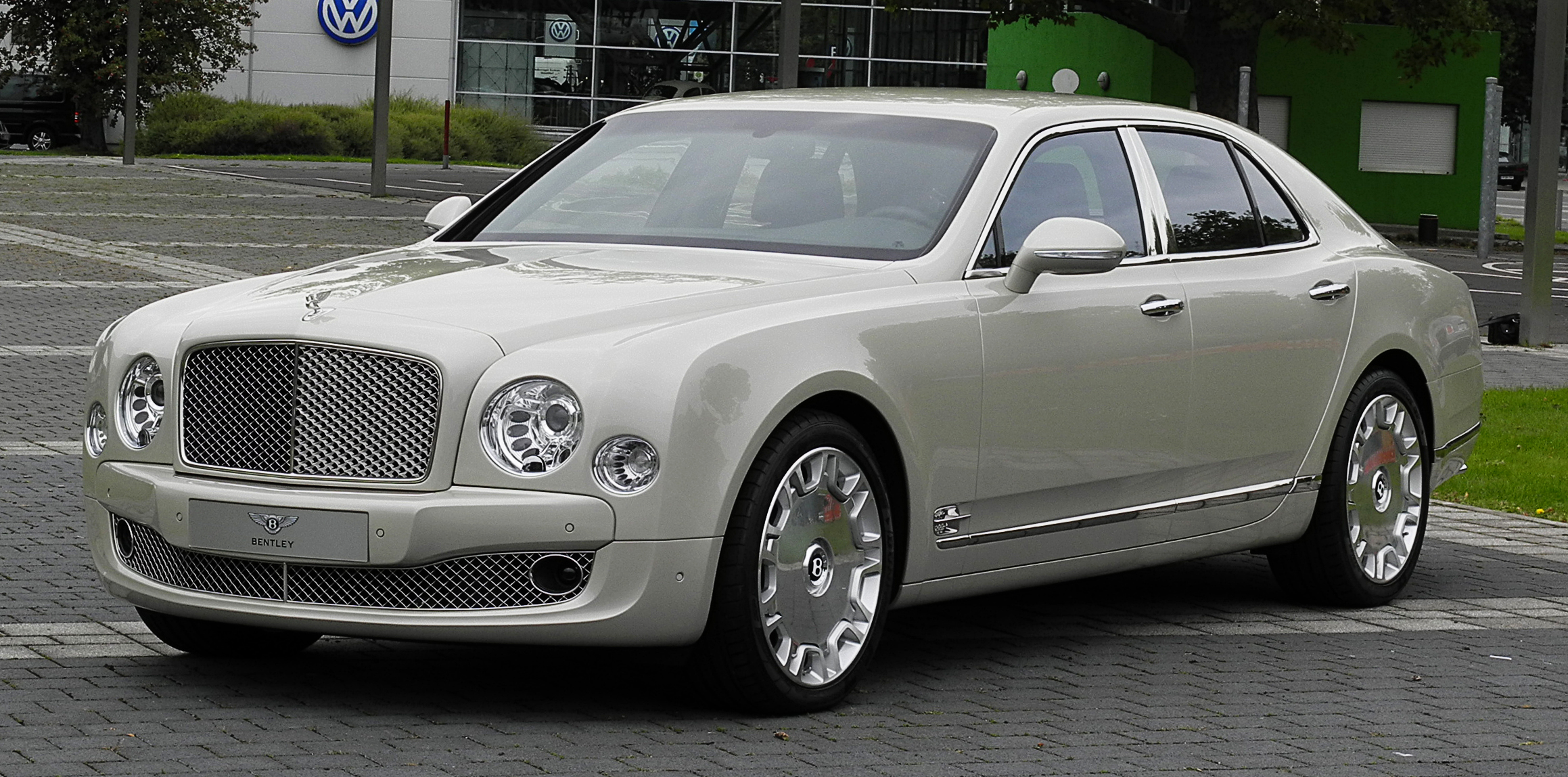 2011 Bentley Mulsanne #24