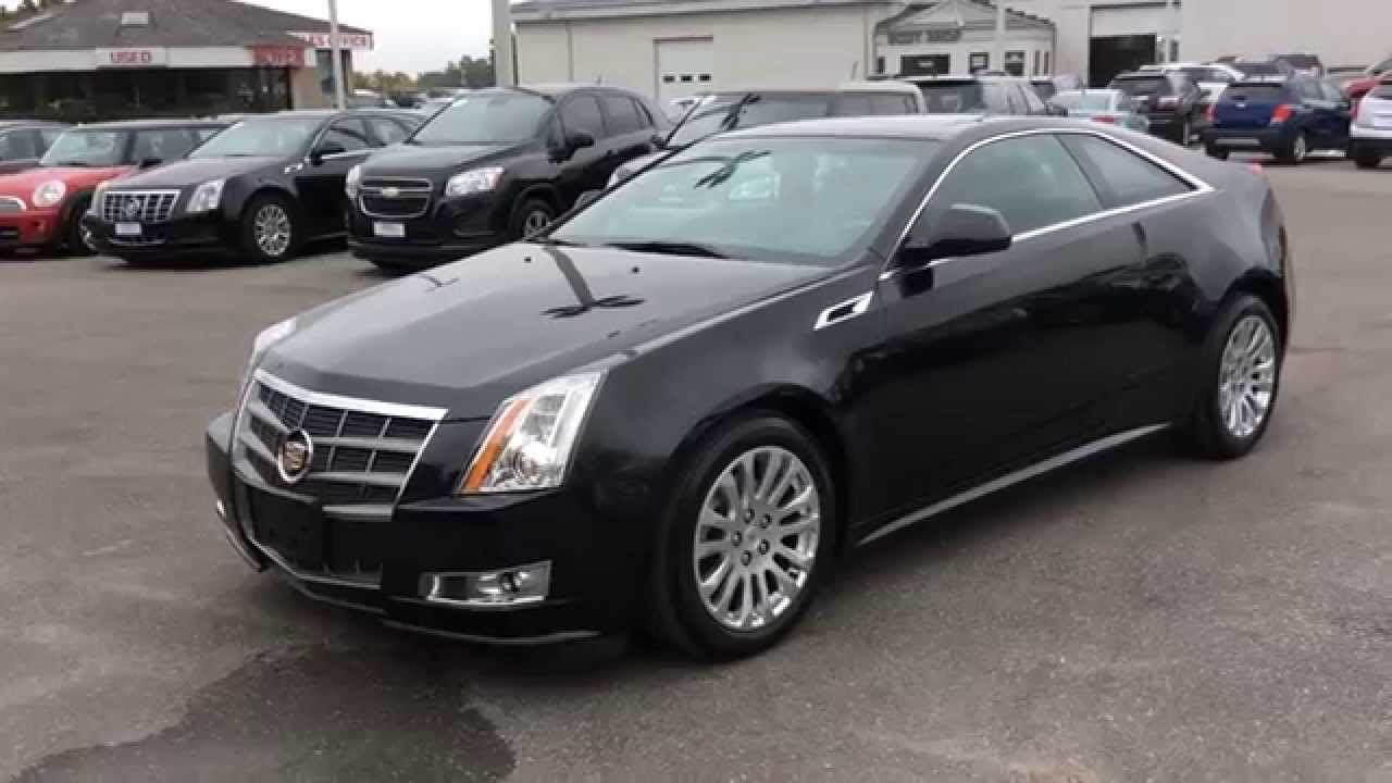 Cadillac Ctsv For Sale >> 2011 Cadillac Cts Coupe Photos, Informations, Articles - BestCarMag.com