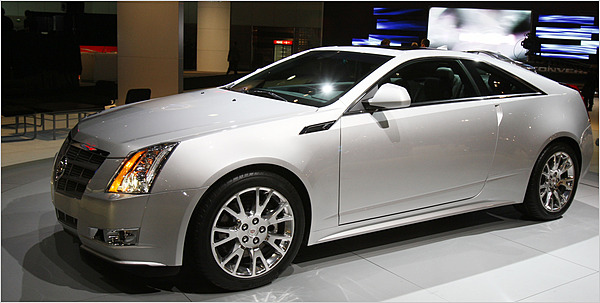 2011 cadillac cts coupe photos informations articles. Black Bedroom Furniture Sets. Home Design Ideas