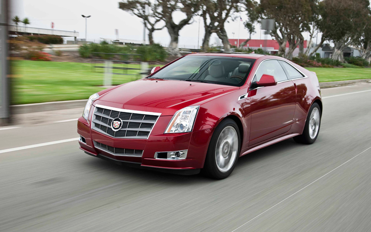2011 Cadillac Cts Coupe #18