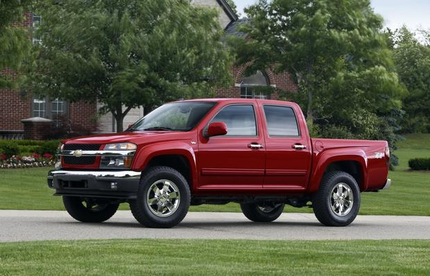2011 Chevrolet Colorado #12