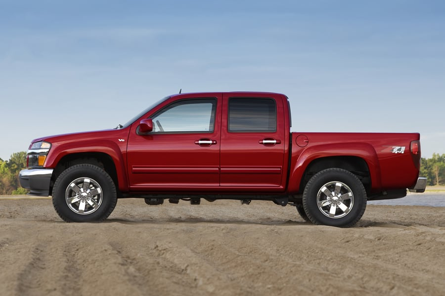 2011 Chevrolet Colorado #15