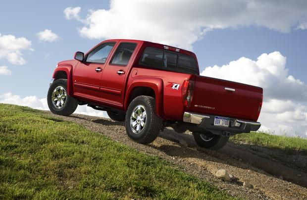 2011 Chevrolet Colorado #17