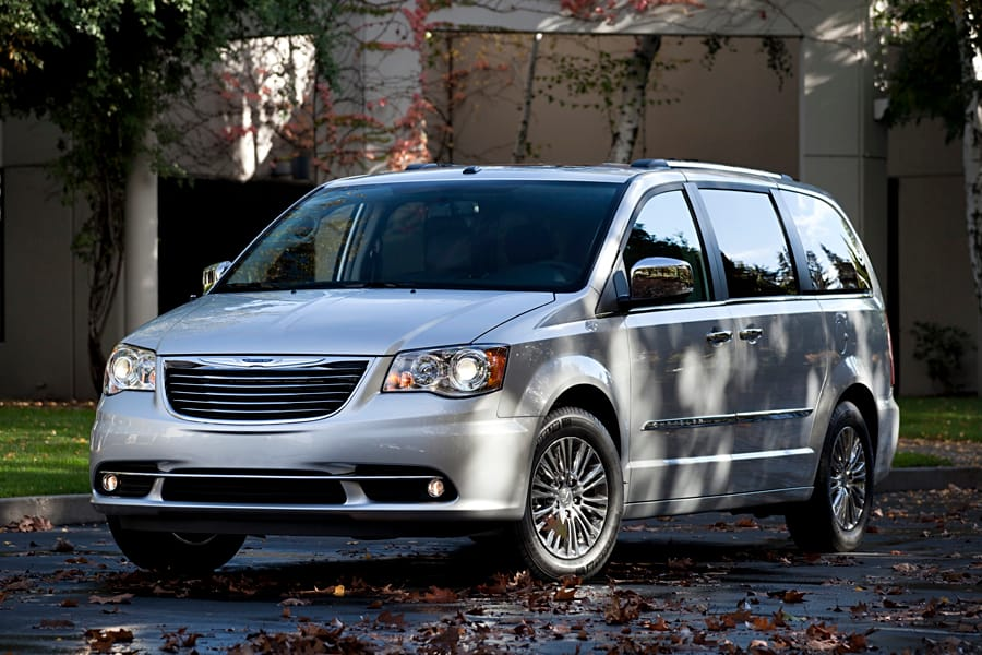 2011 Chrysler Town And Country #22